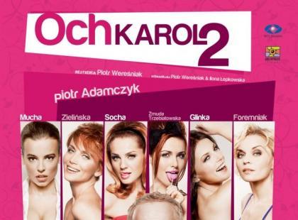 """Och Karol 2"" w maju na DVD"
