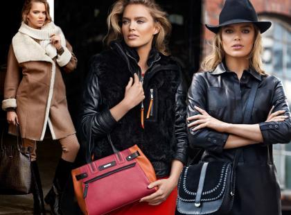Ochnik: 32 modne stylizacje na jesień 2013