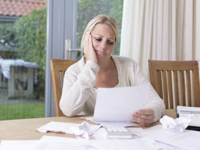 Ochroń dzieci przed koniecznością spłacania twoich długów