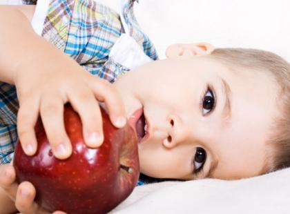 Ochrona dziecka przed nadwagą