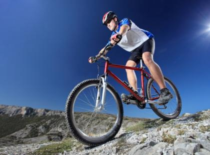 Ochrona oczu podczas jazdy na rowerze