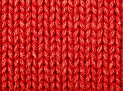 Oczko prawe – czyli połowa tajemnicy roboty na drutach