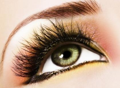 Oczy są zwierciadłem duszy i... ciała?