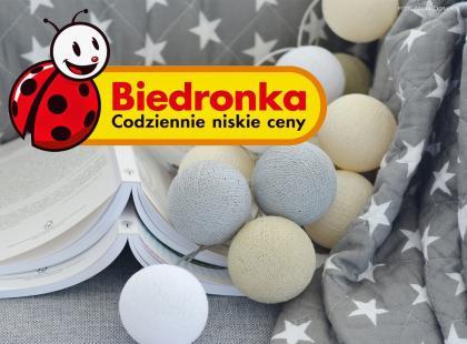 Od dzisiaj w Biedronce dostaniecie trzy najmodniejsze dodatki do wnętrz w śmiesznie niskich cenach!