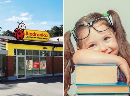 Od dzisiaj w Biedronce lektury szkolne z opracowaniem za grosze!