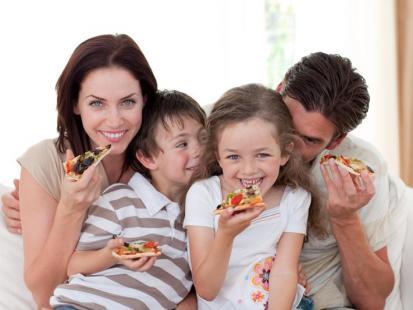 Odchudź pizzę