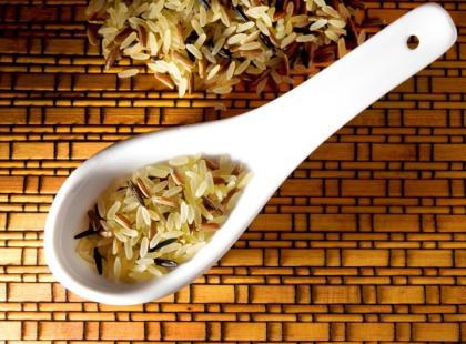 Odchudzający ryż fermentowany