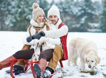 Odchudzanie zimą - 6 pomysłów!