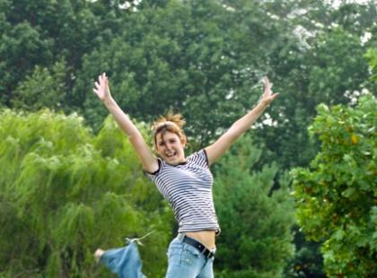 Oderwij się, czyli jak trampolina wpływa na zdrowie?