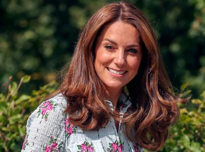 Odpowiedź chłopca na pytanie księżnej Kate rozbawiła nas do łez
