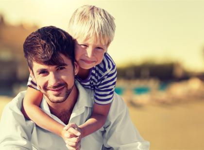 Odpowiedz na pytania i przekonaj się, czy twój facet jest dobrym materiałem na ojca! [psychotest]