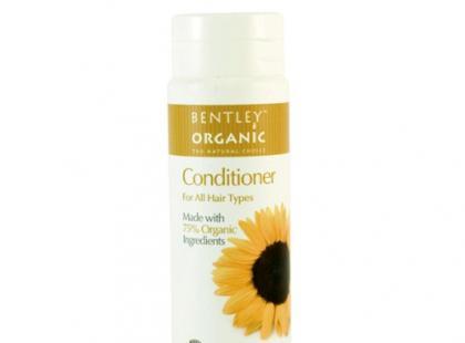 Odżywka do włosów ze słonecznikiem - Bentley Organic