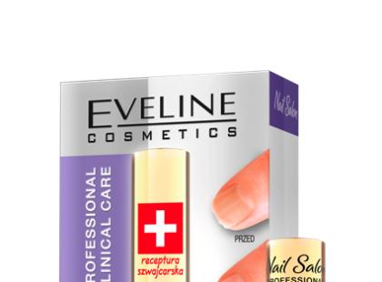 Odżywka wzmacniająca z diamentami o przedłużonym działaniu - Eveline Cosmetics