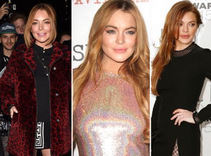 Ofiara używek i operacji plastycznych Lindsay Lohan obchodzi dziś urodziny