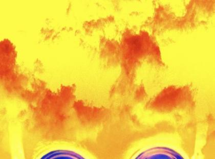 Ogień w zatoce