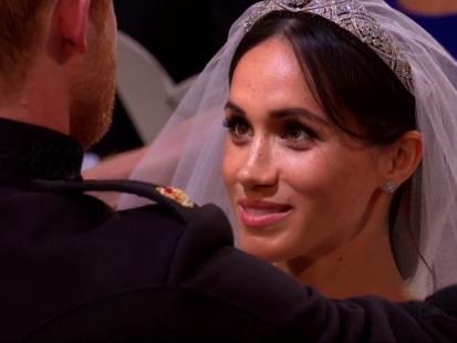 """""""Ogłaszam was mężem i żoną"""" - ślub księcia Harry'ego i Meghan Markle stał się faktem!"""