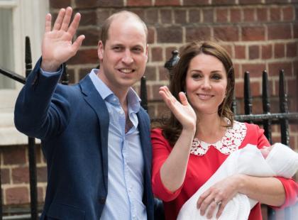 Ogłoszono datę chrztu księcia Louisa! To bardzo bliski termin