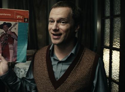 """Ojciec i syn Stuhr w zabawnym zwiastunie filmu """"Obywatel"""""""