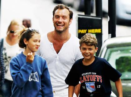 Ojciec – najlepsza rola Jude'a Lawa