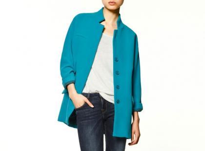 Okrycia wierzchnie Zara TRF na jesień i zimę 2011 - kolekcja damska