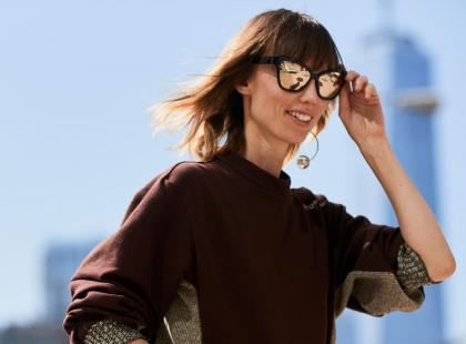 Okulary lustrzanki wciąż są modne. 8 modeli znanych marek