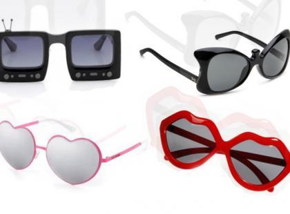Okulary na wesoło - lato 2010