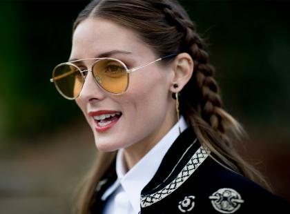 Okulary pilotki - komu pasuje kultowy model? 7 modnych wzorów