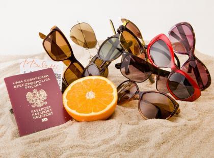 Okulary przeciwsłoneczne Belutti na lato 2012