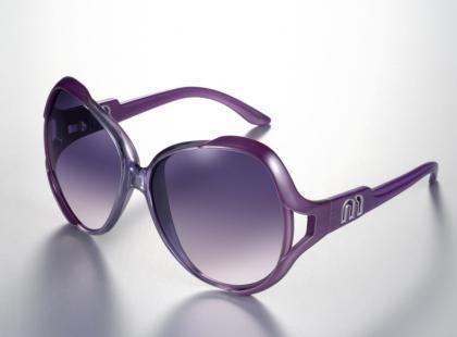 Okulary przeciwsłoneczne Miu Miu - wiosna/lato 2009