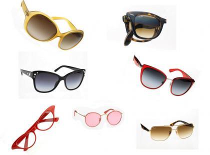 Okulary przeciwsłoneczne - trendy wiosna/lato 2012