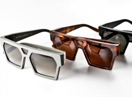 Okulary Retro Super  Future w Hego`s
