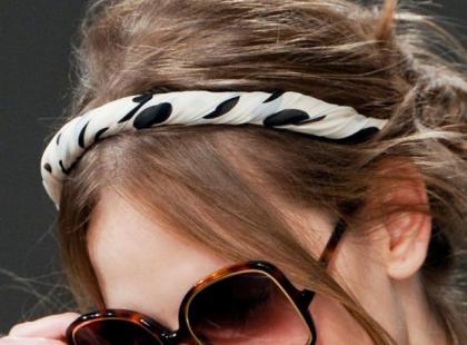 Okulary w stylu lat 70.