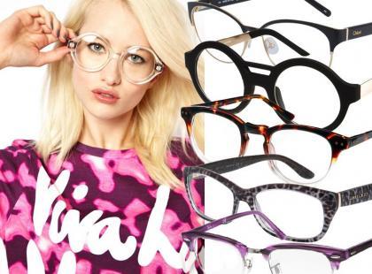Okulary wciąż są hot: najmodniejsze oprawki