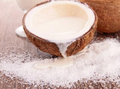 Olej kokosowy dobry na odchudzanie