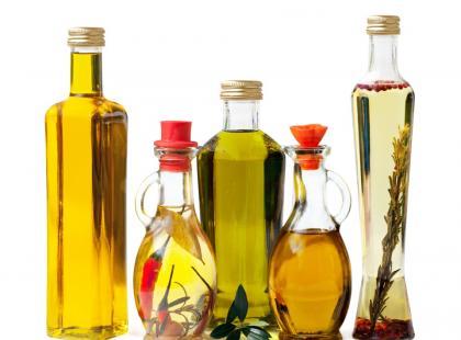 Oleje do pieczenia, smażenia i na surowo
