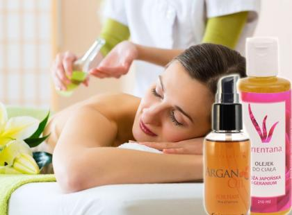 Olejki eteryczne czyli aromaterapia dla skóry i ducha