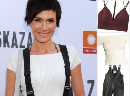 Olga Bołądź nosi jesienne nowości z H&M Studio. Mamy ceny!