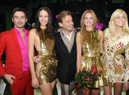 Olga Kaczyńska wygrała Top Model 2!