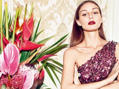 Olivia Palermo dla Mango - kolekcja wieczorowa na zimę 2010/2011