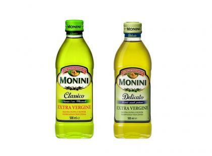 Oliwy i oleje od Monini