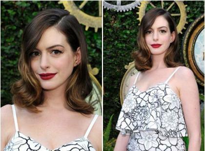 Olśniewająca Anne Hathaway w Cannes! Niespełna 2 miesiące temu urodziła synka