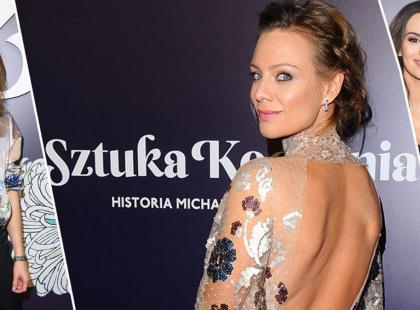 """Olśniewająca Boczarska, ekstrawagancka Sadowska i inne gwiazdy na premierze """"Sztuki kochania"""""""