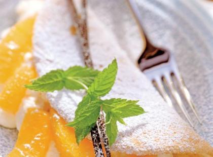 Omlet cytrusowy