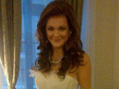 Ona jest piękna! Radwańska pokazała się w sukni ślubnej