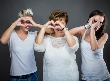 One mają moc! Trzy niezwykłe kobiety i ich życiowe historie
