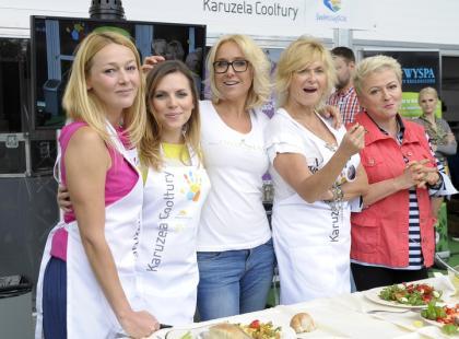 Oni bawili się na festiwalu Karuzela Cooltury!