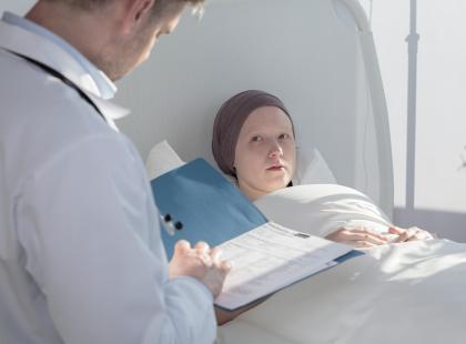 Onkologia dziecięca WOŚP-em stoi