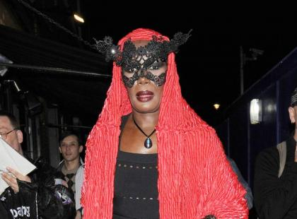 Oops wpadka: Grace Jones