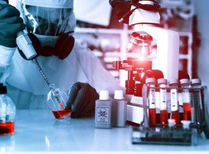 Opracowano test na Ebolę, który diagnozuje chorobę w mniej niż 15 minut!