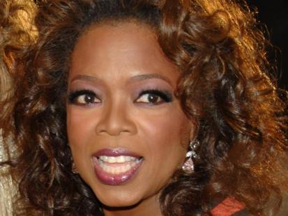 Oprah Winfrey na detoksie